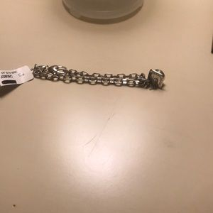 Brighton charm bracelet with graduation charm